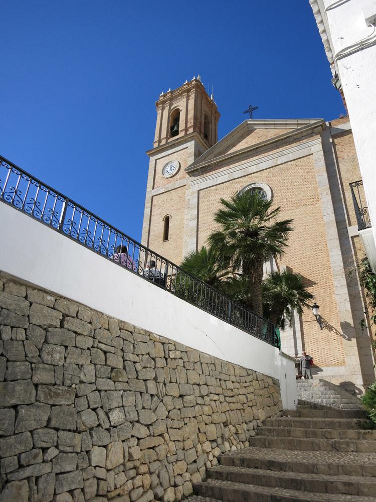 Iglesia Nuestra Señora del Consuelo, Altea