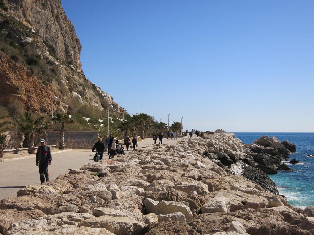 Paseo ecológico Príncipe de Asturias, Calp