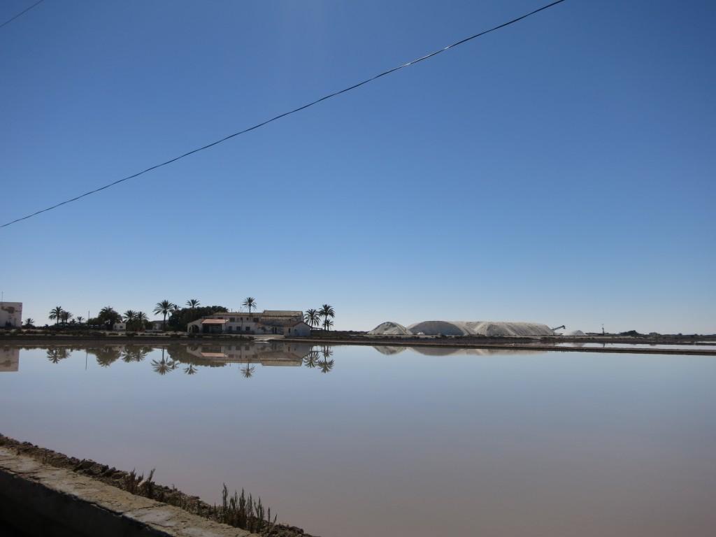 Salinas de Bonmatí, Santa Pola